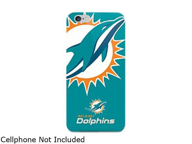 ma sports Oversized Logo Snap Back NFL iPhone 6 Miami Dolphins NFL-OVS6-DLPH