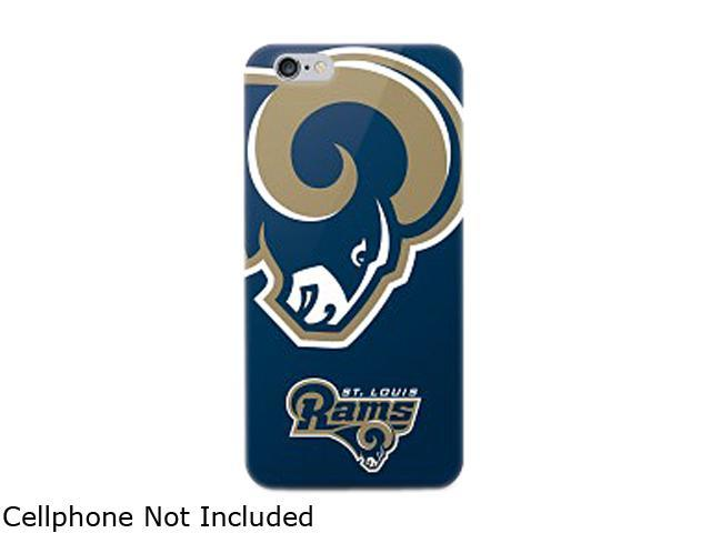 ma sports Oversized Logo Snap Back NFL iPhone 6 Plus St Louis Rams NFL-OVS6P-RMS
