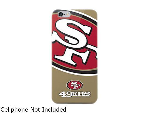 ma sports Oversized Logo Snap Back NFL iPhone 6 Plus San Francisco 49ers NFL-OVS6P-49ER