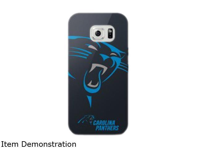 ma sports NFL Oversized Logo CAROLINA PANTHERS Case for Samsung Galaxy S6 NFL-OVSG6-PNTH