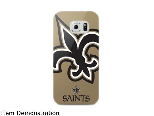 ma sports NFL Oversized Logo NEW ORLEANS SAINTS Case for Samsung Galaxy S6 NFL-OVSG6-SNTS