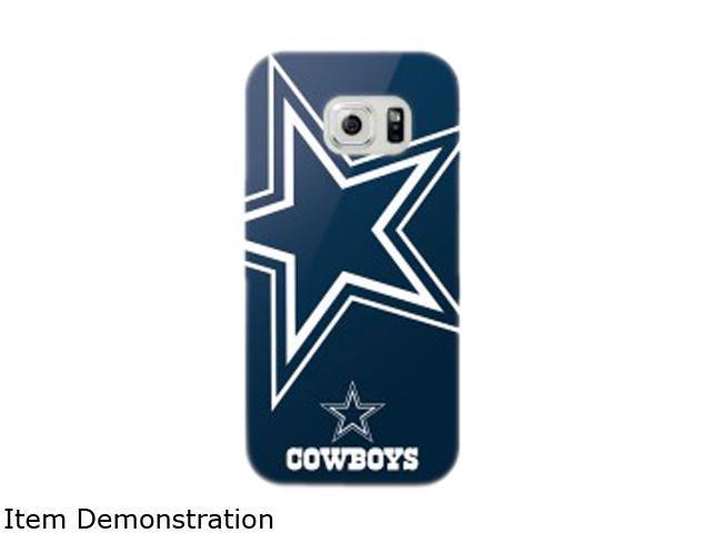 ma sports Oversized Logo Snap Back NFL Samsung Galaxy S6 Dallas Cowboys NFL-OVSG6-COWB