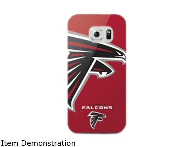 ma sports Oversized Logo Snap Back NFL Samsung Galaxy S6 Atlanta Falcons NFL-OVSG6-FALC