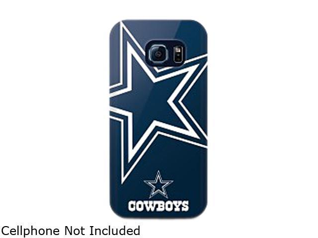 ma sports Oversized Logo Snap Back NFL Samsung Galaxy S6 Edge Dallas Cowboys NFL-OVG6E-COWB