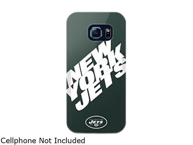 ma sports Oversized Logo Snap Back NFL Samsung Galaxy S6 Edge New York Jets NFL-OVG6E-NYJ