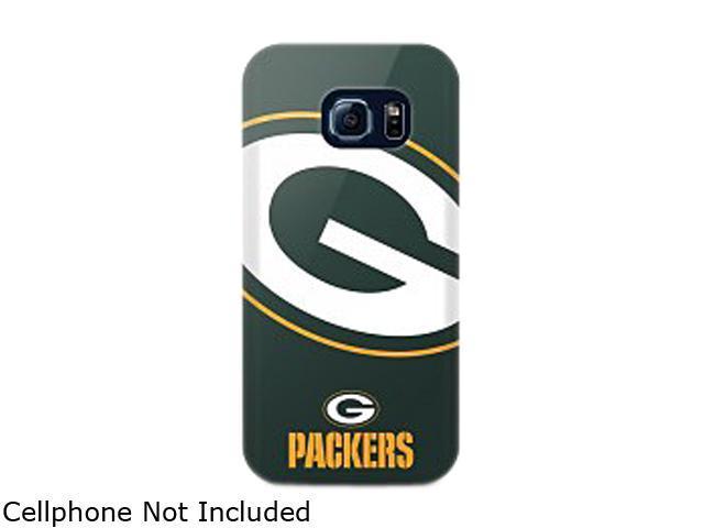 ma sports Oversized Logo Snap Back NFL Samsung Galaxy S6 Edge Greenbay Packers NFL-OVG6E-PAKS