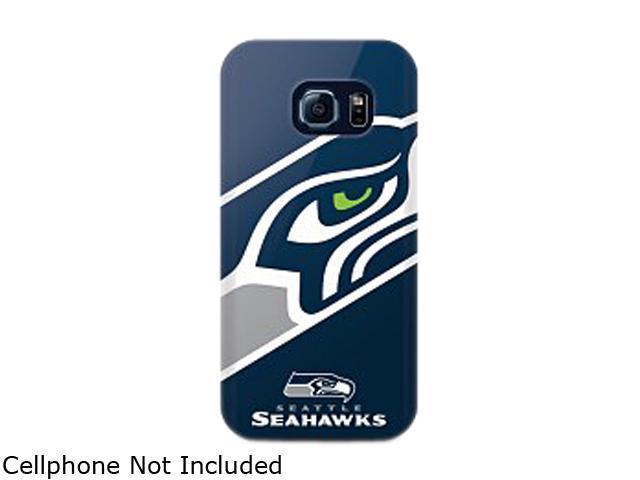 ma sports Oversized Logo Snap Back NFL Samsung Galaxy S6 Edge Seattle Seahawks NFL-OVG6E-SHKS