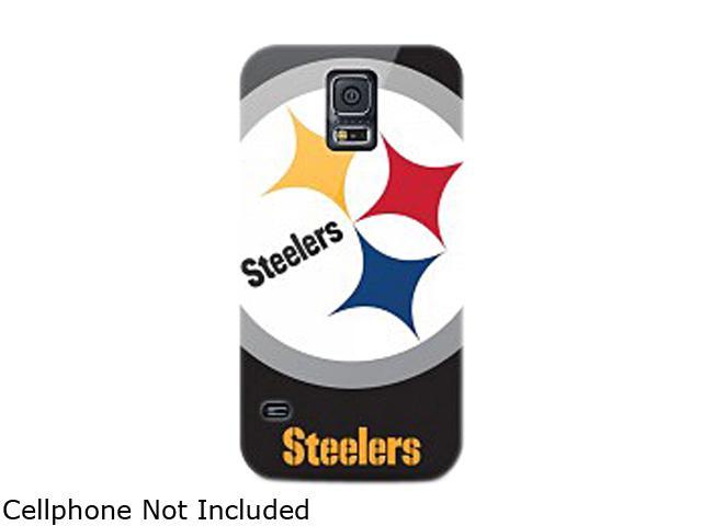 ma sports Oversized Logo Snap Back NFL Samsung Galaxy S5 Pittsburg Steelers NFL-OVSG5-STLR