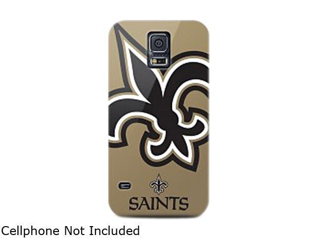 ma sports Oversized Logo Snap Back NFL Samsung Galaxy S5 New Orleans Saints NFL-OVSG5-SNTS