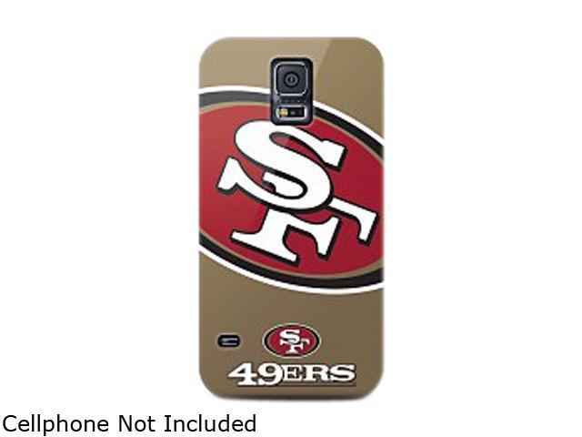 ma sports Oversized Logo Snap Back NFL Samsung Galaxy S5 San Francisco 49ers NFL-OVSG5-49ER