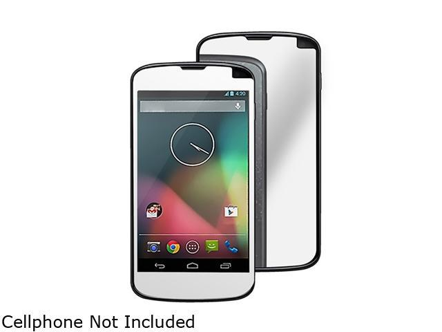 Insten Mirror Screen Protector Compatible with LG Nexus 4 E960, 3-Pack