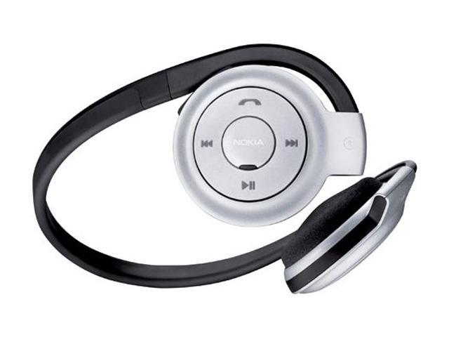 NOKIA BH-503 Silver Bluetooth Stereo Headset