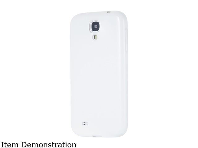 ANYMODE White Jelly Case For Samsung Galaxy S4 BRJC000NWH