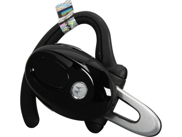 MOTOROLA MO-89382N Black Bluetooth Headset