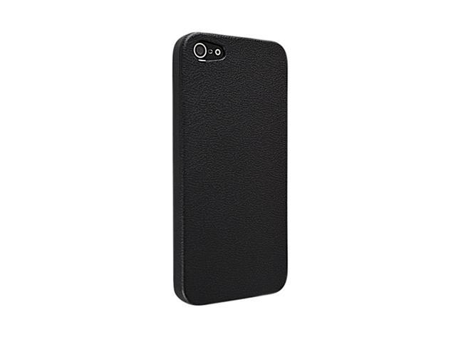 Insten Black Skin Veins 1X TPU Rubber Skin Case For iPhone 5 712651