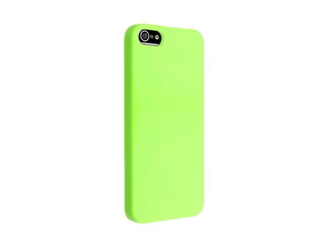 Insten Green Ice Cream 1X Snap-on Case For iPhone 5 / 5S 739023