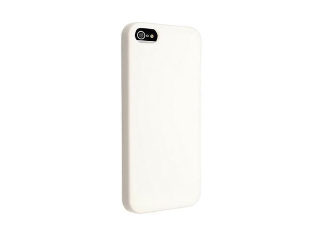 Insten White Ice Cream 1X Snap-on Case For iPhone 5 / 5S 739024