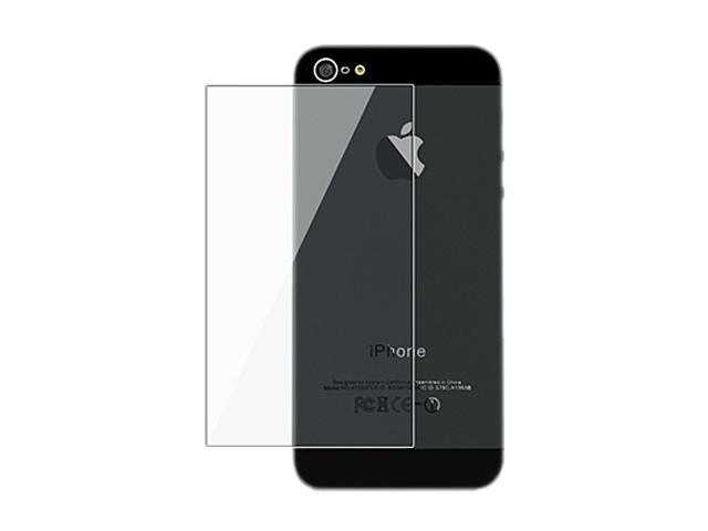 Insten Front & Back Reusable Anti-Glare LCD Screen Protector For iPhone 5 797063
