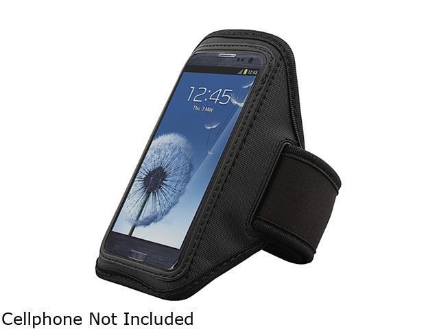 Insten Black Armband For Samsung Galaxy S III i9300 772048