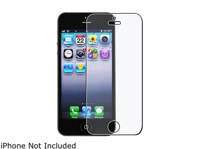Insten 5 packs of Anti-Glare LCD Covers compatible with Apple iPhone 5 / 5S