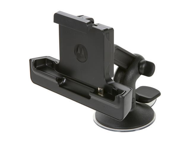 MOTOROLA Car Mount and Rapid Car Charger for Droid X 89432N