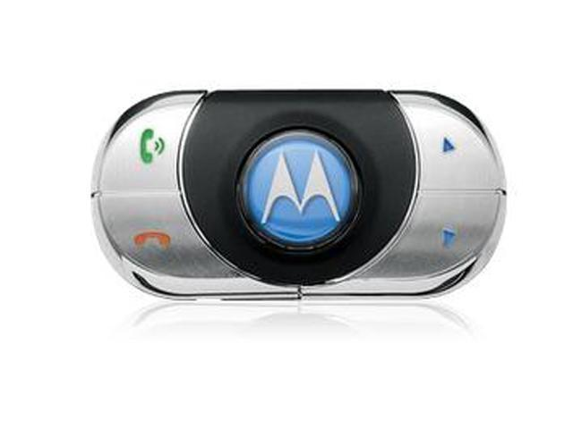 Motorola 98676l Ihf1000 Bluetooth Car Kit Newegg Com