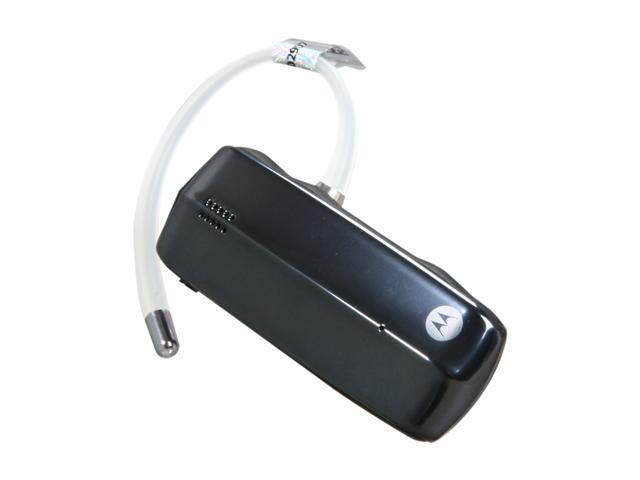 MOTOROLA Finiti Bluetooth Headset w/ 3 Microphone technology / CrystalTalk Technology / Caller ID