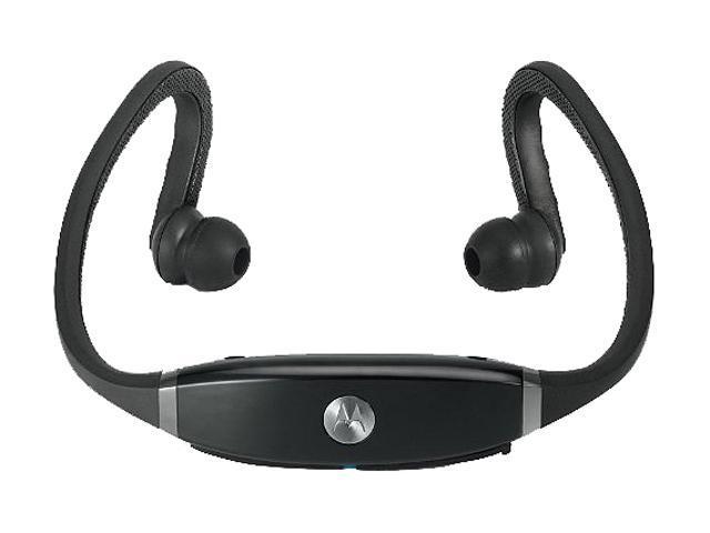 MOTOROLA S9-HD Black Bluetooth Stereo Headset w/ D670 iPod Adapter