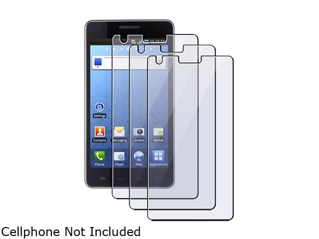 Insten 3-Pack Reusable Screen Protectors For Samsung Infuse 4G SGH-i997 682938