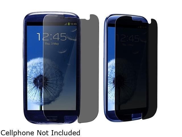 Insten Privacy Screen Protectors For Samsung Galaxy S3 682845