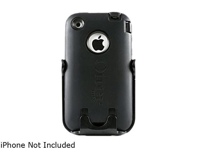 OtterBox Defender Black Case For iPhone 3G/3GS 77-18509