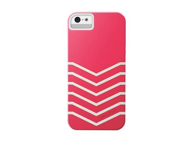 X-Doria Venue Pink/White Case for iPhone 5 409698