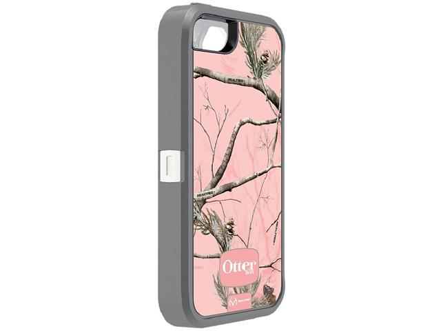 OtterBox Case 77-22522 for Apple iPhone 5/5s/SE (Defender Series) - AP Pink
