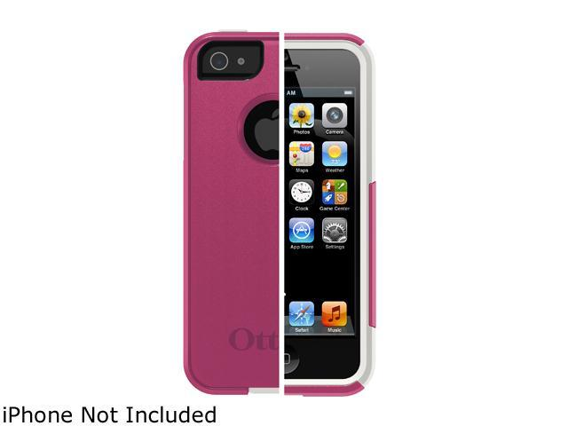 OtterBox Commuter Avon Pink Solid Case For iPhone 5 77-22977