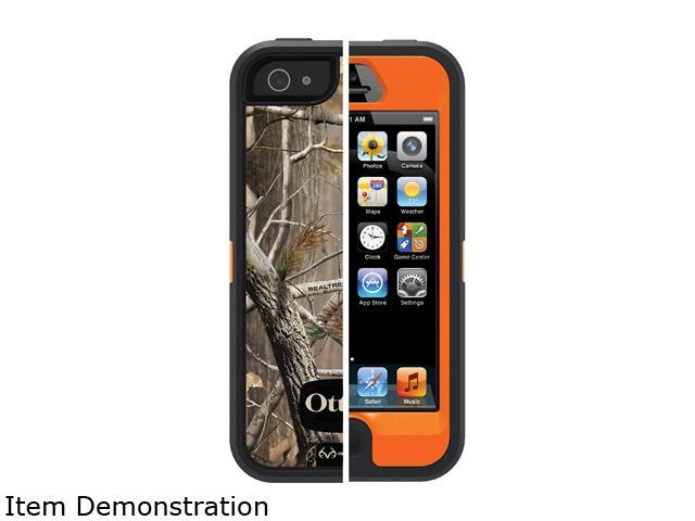 OtterBox Case 77-22525 for Apple iPhone 5/5s/SE (Defender Series) - Blazed