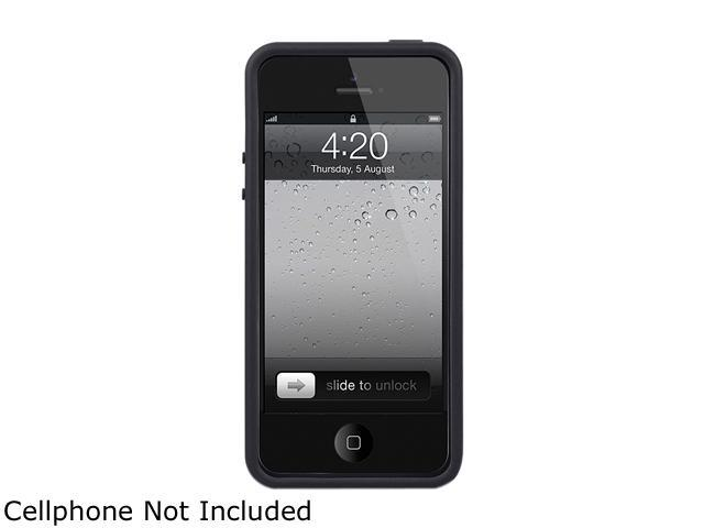 Macally Protective Frame Case (Black/Gray)
