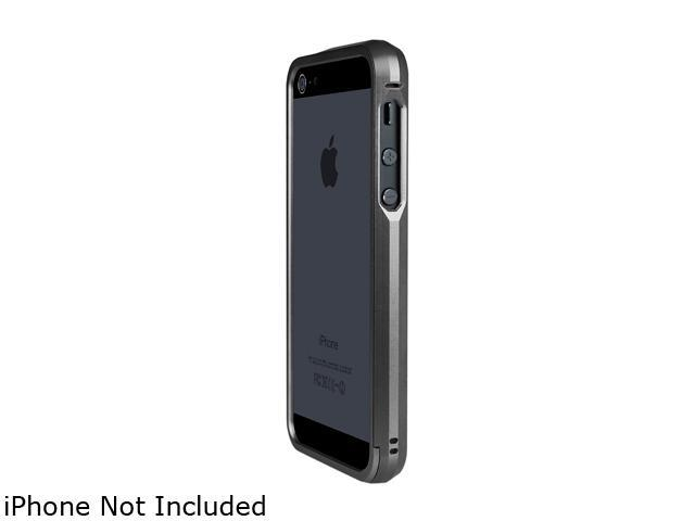 Macally Aluminum Frame Case (Black Color)
