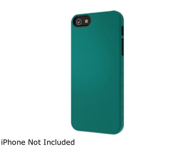 Cygnett AeroGrip Feel Green Snap-on Case for New iPhone(include a screen protector) CYO831CPAEG
