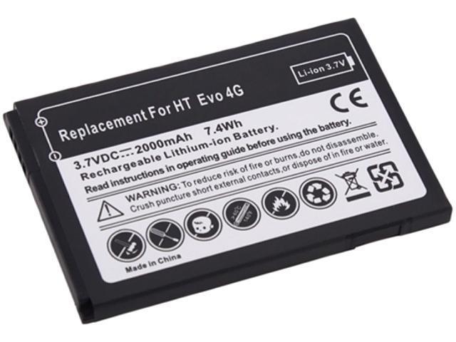 Insten 2 x 2000mAh Replacement Li-Ion Phone Battery Pack 905313