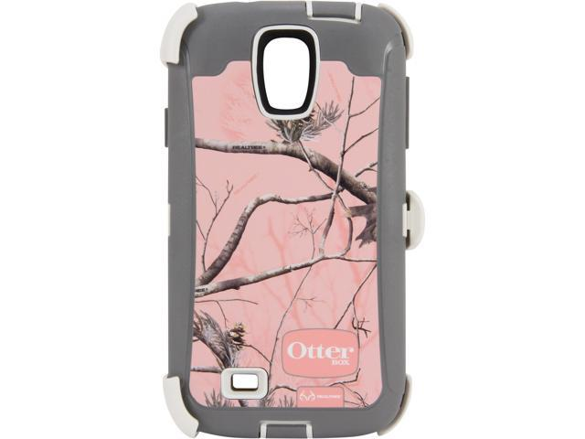 OtterBox Defender RealTree AP Pink Holster for Samsung Galaxy S4 77-27598