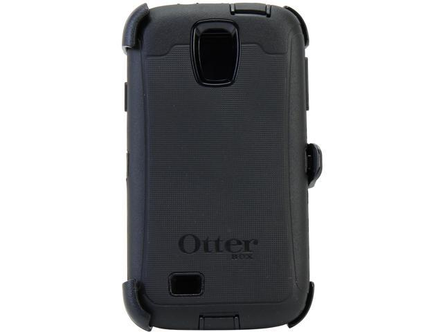 OtterBox Defender Black Holster for Samsung Galaxy S4 77-27434