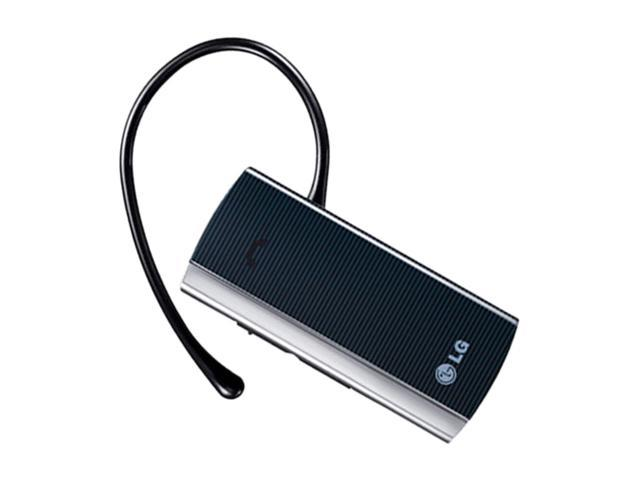 LG HBM-210 Black Bluetooth Headset Bulk Package - OEM