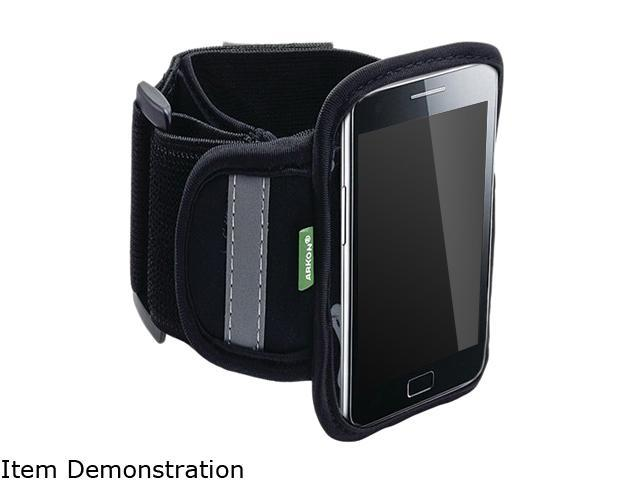 ARKON Black Wrist Band For iPhone SM-WRIST