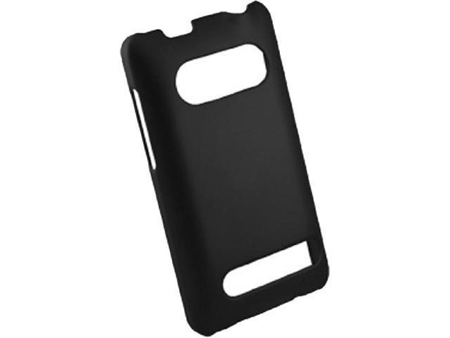 Aftermarket Black Cover For HTC EVO 4G FS-HTEVO4G-RBK