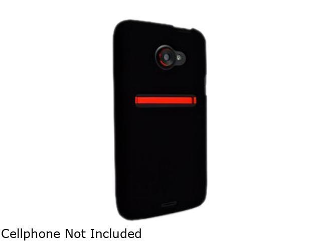 Aftermarket Black Silicone Cover For HTC EVO 4G HTCE4TSBK