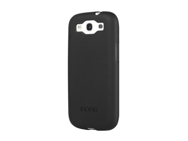 Incipio NGP Black Semi-Rigid Soft Shell Case For Samsung Galaxy S III SA-292