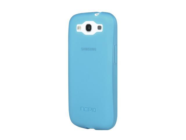 Incipio NGP Translucent Turquoise Semi-Rigid Soft Shell Case For Samsung Galaxy S III SA-295