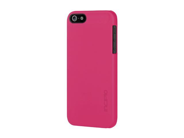 Incipio feather Cherry Blossom Pink Solid Ultra Light Hard Shell Case for iPhone 5 / 5S IPH-806