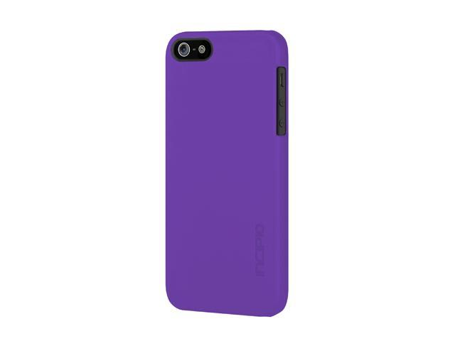 Incipio feather Royal Purple Solid Ultra Light Hard Shell Case for iPhone 5 / 5S IPH-808