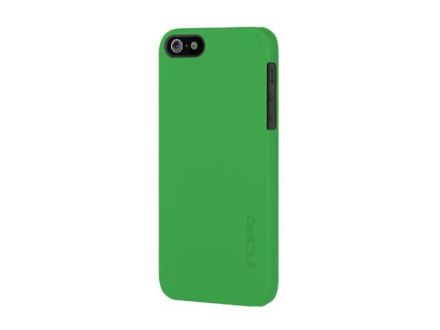 Incipio feather Clover Green Solid Ultra Light Hard Shell Case for iPhone 5 / 5S IPH-811